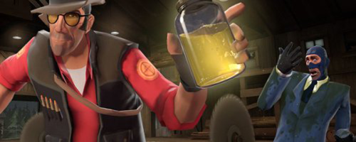 You see that jar... it's full of pee.  No lies.