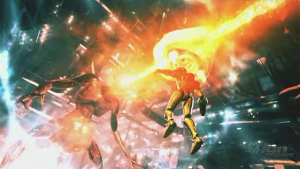 Graphically, Metroid is the Wii's Top Game.