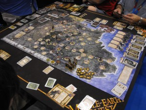 The World of Middle Earth Quest