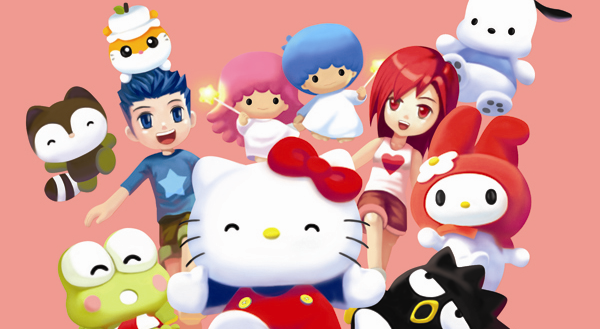 Hello Kitty Online - where a million unreasonably cute things are but a click away.