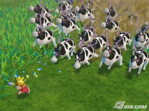In Soviet Russia the Cows eat you
