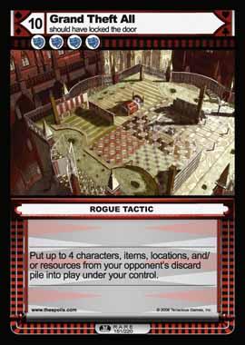 Rogue Tactic