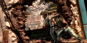 Uncharted 2 Fight