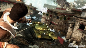 Uncharted 2 Tanks